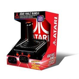 Atari Vault Bundle with USB Joystick