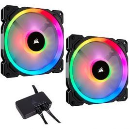 Corsair LL140 RGB LED 140mm Static Pressure PWM