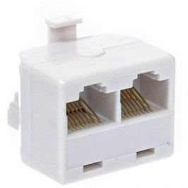 OEM RJ45 CAT3 8p8c (Male --> 2x Female)