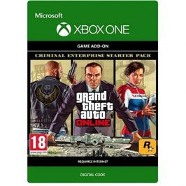 Grand Theft Auto V: Criminal Enterprise Starter Pack - Xbox One Digital