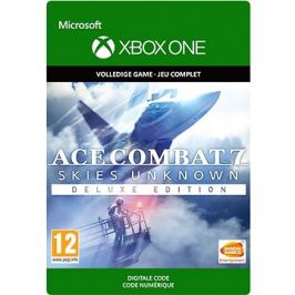 Ace Combat 7: Skies Unknown: Deluxe Edition - Xbox One Digital