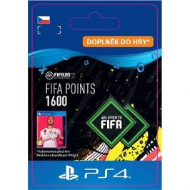 FIFA 20 ULTIMATE TEAM™ 1600 POINTS - PS4 CZ Digital