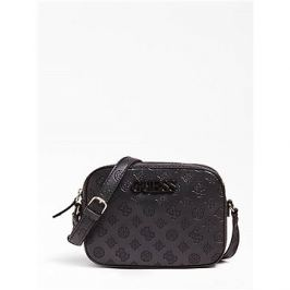 GUESS Kamryn Debossed Logo Crossbody Black