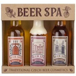 BOHEMIA GIFTS Beer Spa 3 ks
