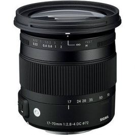 SIGMA 17-70mm f/2.8-4 DC MACRO HSM pro Sony Contemporary