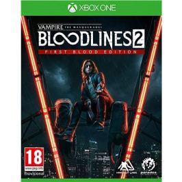 Vampire: The Masquerade Bloodlines 2 - First Blood Edition - Xbox One