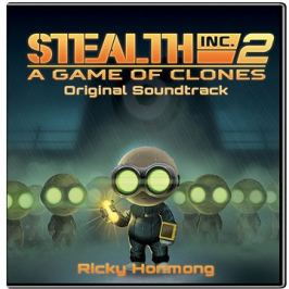 Stealth Inc 2: A Game of Clones - Official Soundtrack (PC) DIGITAL