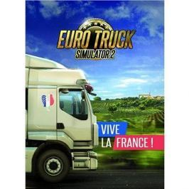 Euro Truck Simulator 2 – Vive la France! (PC)  DIGITAL