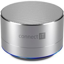 CONNECT IT Boom Box BS500SL Silver