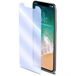 CELLY Glass antiblueray pro Apple iPhone X/XS