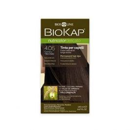 BIOKAP Nutricolor Delicato Chocolate Chestnut Gentle Dye 4.05 (140 ml)