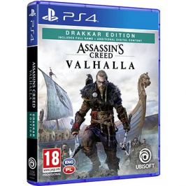 Assassins Creed Valhalla - Drakkar Edition - PS4
