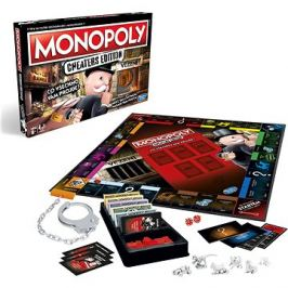 Monopoly Cheaters CZ
