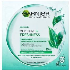 GARNIER Moisture+ Freshness Super Hydrating & Purifying Tissue Mask 32 g