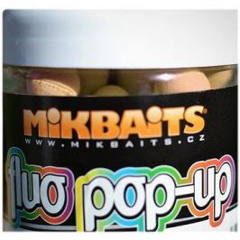 Mikbaits Plovoucí fluo boilie Pampeliška 10mm 60ml Boilies