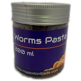 Mastodont Baits - Pasta Worms 200ml
