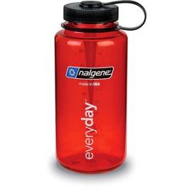 Nalgene Wide Mouth 1000 ml Red