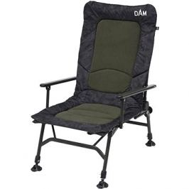 DAM Camovision Adjustable Chair With Armrests Steel
