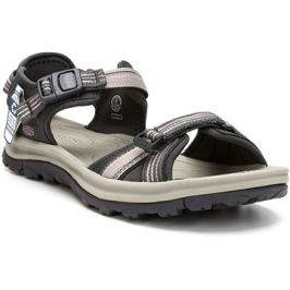 Keen Terradora II Open Toe Sandal W dark grey/dawn pink EU 40 / 254 mm