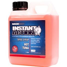 Nash Sirup Instant Action Hot Tuna Spod Syrup 1l