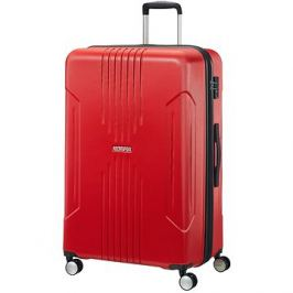 American Tourister TRACK LITE SPINNER 78 EXP Flame Red