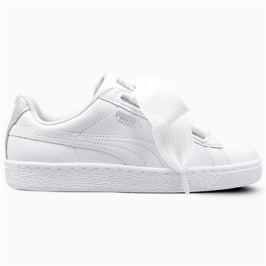 Puma Basket Heart Bio Hack Wn s bílá