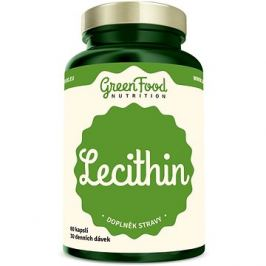 GreenFood Nutrition Lecitin 60cps