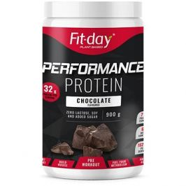 Fit-day protein performance chocolate 900g
