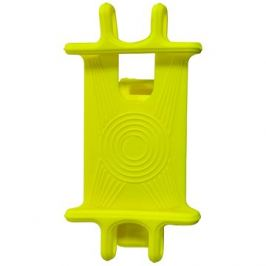 iWill Motorcycle and Bicycle Phone Holder Yellow