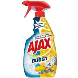 AJAX Boost Baking Soda&Lemon 500 ml