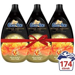 COCCOLINO Deluxe Heavenly Nectar 3 × 870 ml (174 praní)