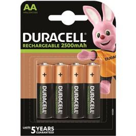 Duracell StayCharged AA - 2400 mAh 4 ks