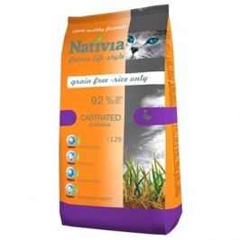 Nativia Castrated - Duck & Rice 1,5 kg