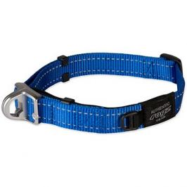 ROGZ obojek safety collar modrý 2 × 33-48 cm